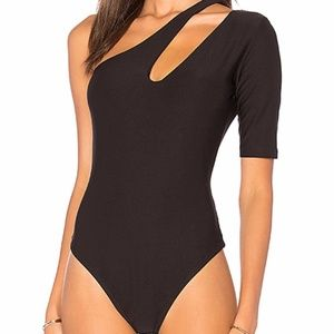 ALIX NYC Broome Bodysuit.  Black.  Size Me…